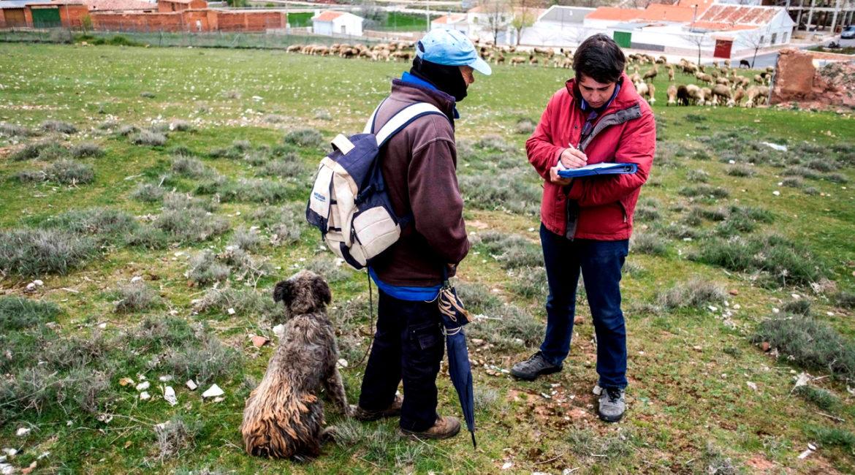 Primera campaña de muestreo social en las zonas de estudio del LIFE CAÑADAS