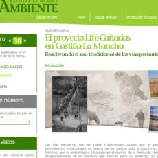 Revista Medio Ambiente Castilla la Mancha